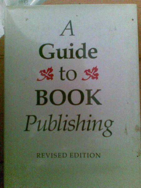 A Guide To Book Publishing Datus C.smıth