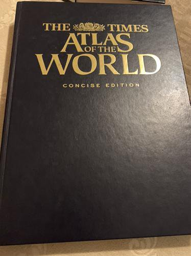 Atlas Of The World (concise Edition)