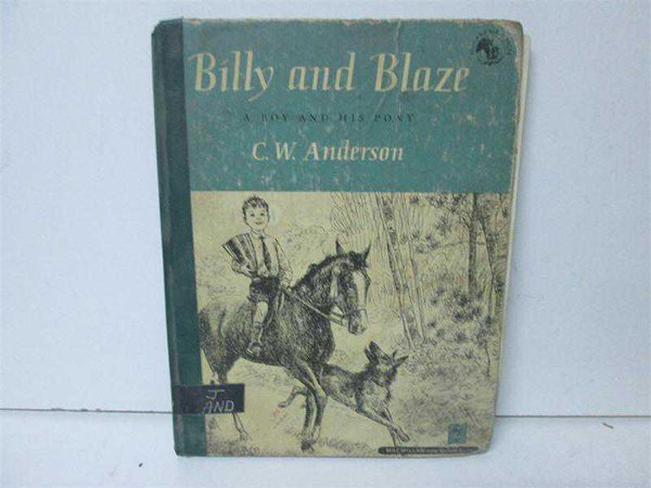 Billy And Blaze \nc. W. Anderson