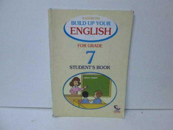 Buıld Up Your Englısh For Grade 7 Students Book