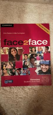 Cambridge Face2face Elemntary Students Book Pack Wi̇th Dvd Room And Onli̇ne Workbook