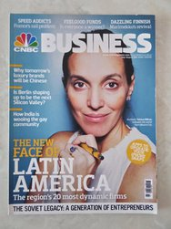 Cnbc Business 2011 July/august