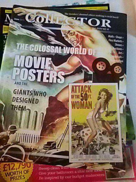 Collector Network June 2015 Movıe Posters