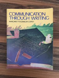 Commucation Through Writing