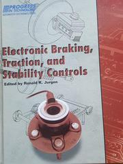 Electronic Braking, Traction And Stability Controls