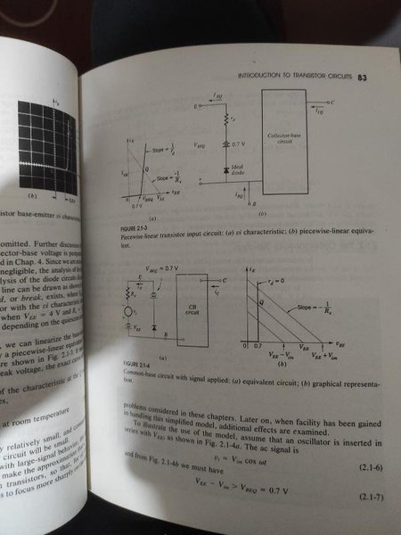 Electronic Circuits Discrete And Integradted