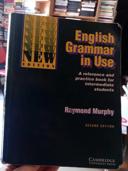 Englısh Grammar In Use A Reference And Practice Book For Intermediate Students Second Edition 2.el