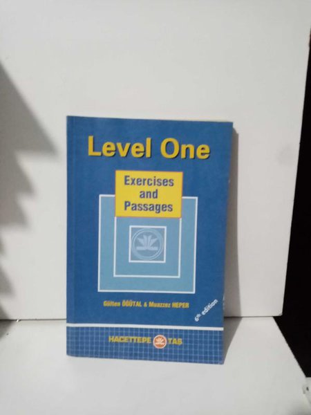 Exercıses And Passages Level One - Level One