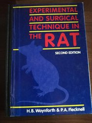 Experimental And Surgical Technique In The Rat