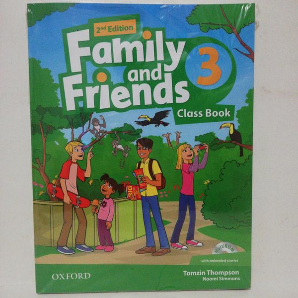 Family And Friends 3