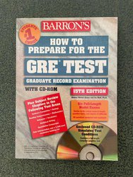 Gow To Prepare For The Gre Test