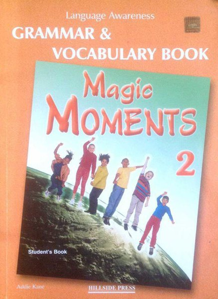 Grammer Vocabulary Book Magic Moments 2 Student's Book