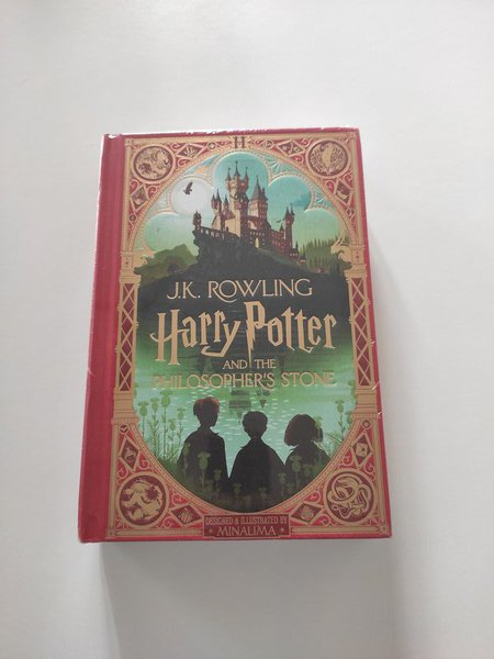 Harry Potter And The Philosopher's Stone: Minalima Edition