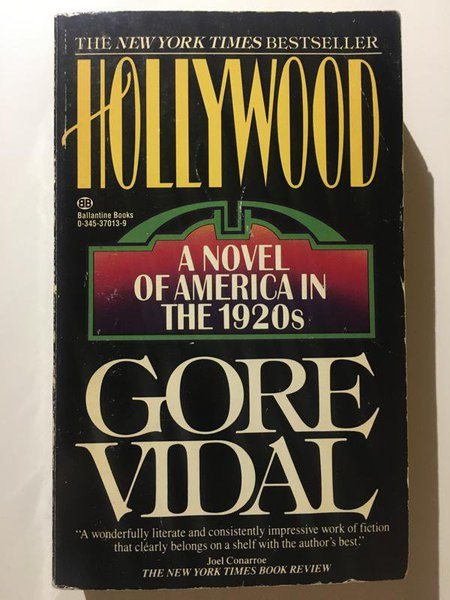 Hollywood: A Novel Of America In The 1920s