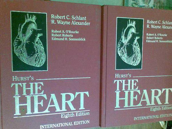 Hurst't The Heart Eighth Edition