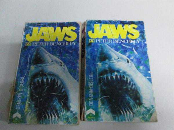 Jaws \npeter Benchley