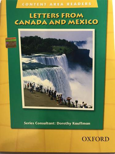 Letters From Canada And Mexico