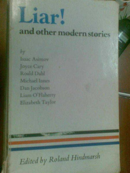 Liar And Other Modern Stories