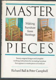 Master Pıeces. Making Furniture From Paintings