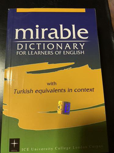 Mirable Dictionary
