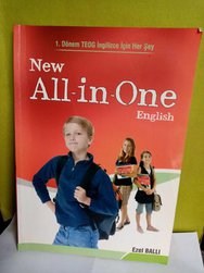 New All - İn - One English (2. El)