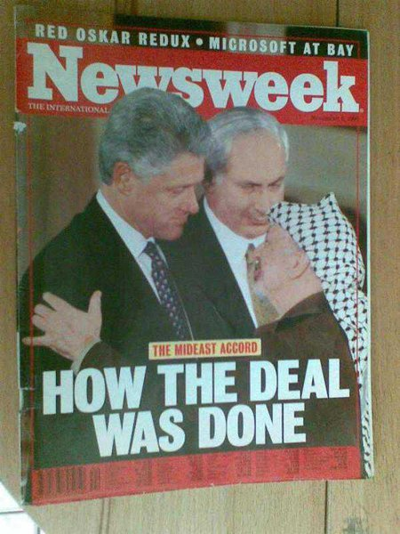 Newsveek / How The Deal Was Done