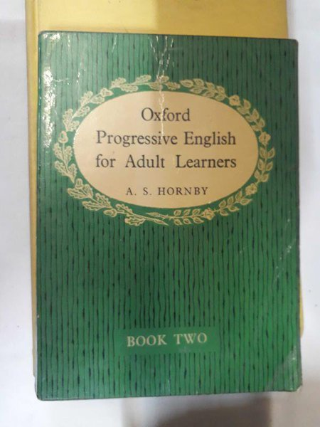 Oxford Progressive English For Adult Learners A.s.hornby