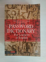 Password Dictionary For Learners Of English