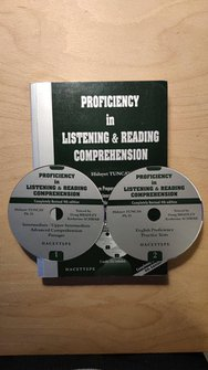 Proficiency In Listening And Reading Comprehension (cd'li)