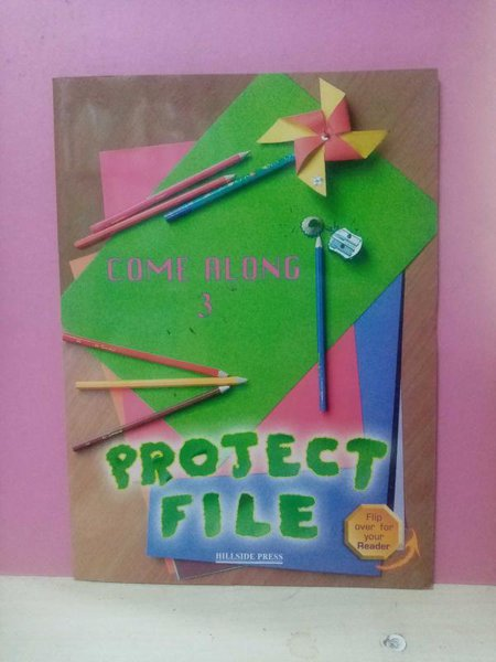 Project File Come Along 3 (flip Over For Your Reader) + The Railway Children Stage 3 (flip Over For Your Project File) 2 Kitap Tek Ciltte-2.el