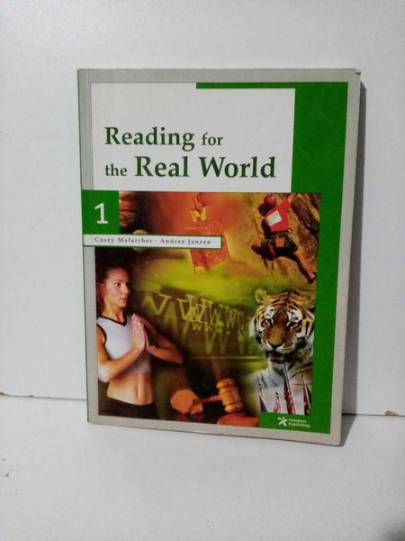 Readıng For The Real World 1
