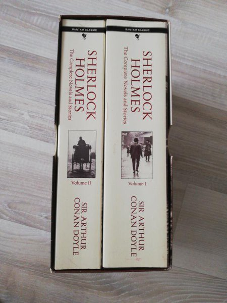 Sherlock Holmes The Complete Novels And Stories