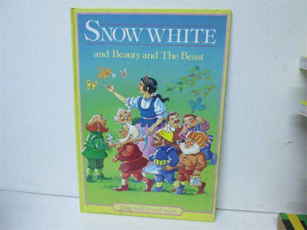 Snow Whıte And Beauty And The Beast