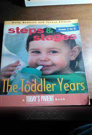 Steps & Stages The Toddler Years