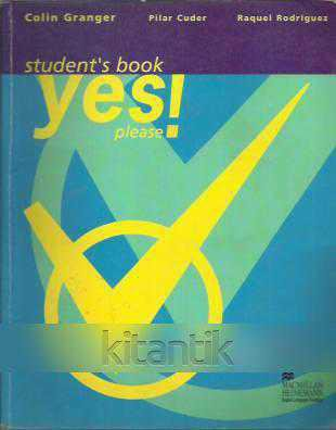 Student's Book Yes Please