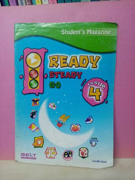 Student's Magazine - Ready Steady Go - Issue 4-2.el