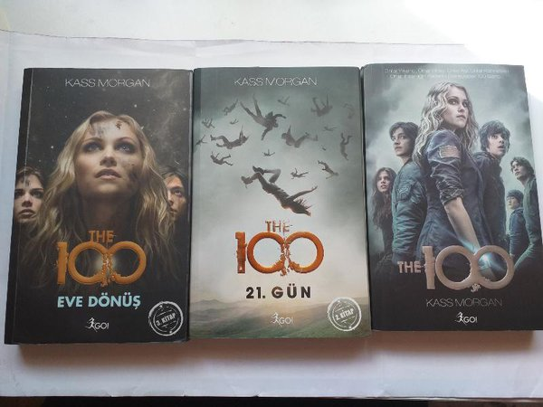 The 100 / 1. Kitap
