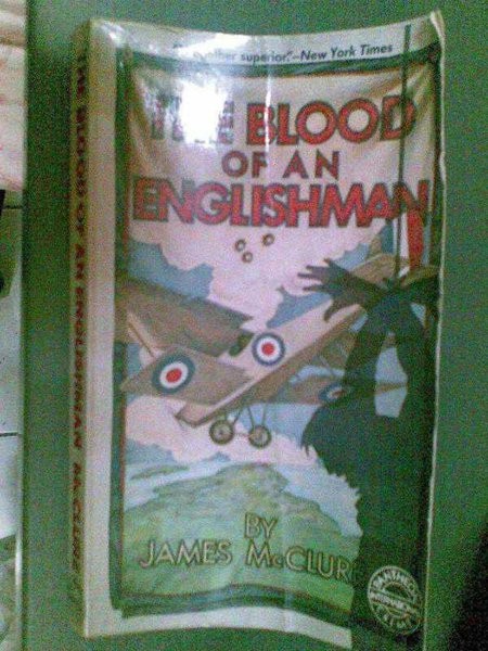 The Blood Of An Englıshman James Mcclure