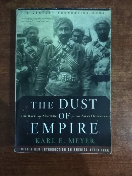 The Dust Of Empire
