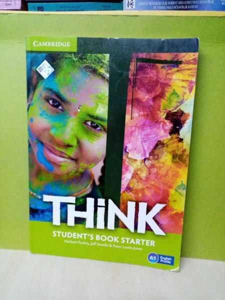 Think Studen's Book Strater A1-2.el