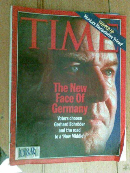 Tıme / The New Face Of Germany