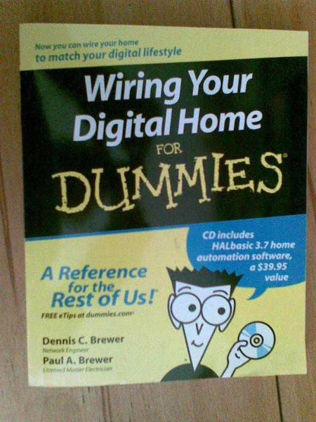 Wiring Your Digital Home For Dummıes