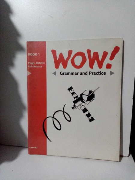 Wow Grammar And Practice Book 1