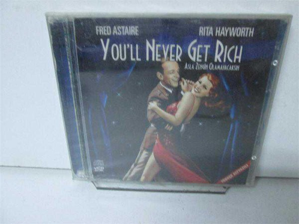You'll Never Get Rıch (vcd)