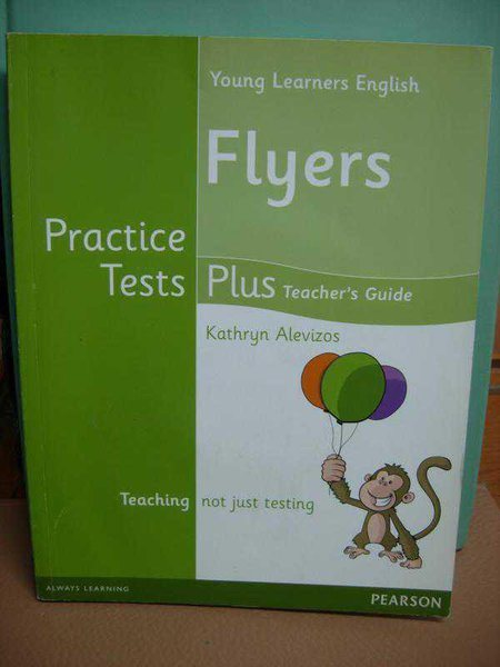 Young Learners English Flyers Practice Tests Plus Teacher's Guide + Cd